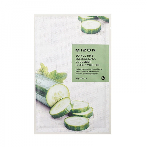 MIZON JOYFUL TIME ESSENCE MASK [CUCUMBER].jpg